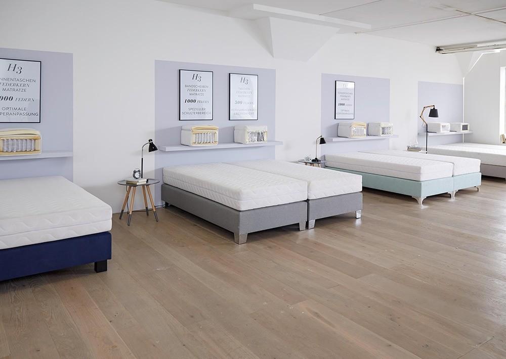 die perfekte matratze f r ihr boxspringbett. Black Bedroom Furniture Sets. Home Design Ideas